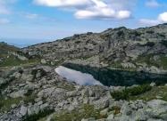 Страшното езеро и заслона