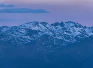 Maliovitsa peak viewed from Cherni Vrah