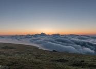 Утрото от връх Ботев