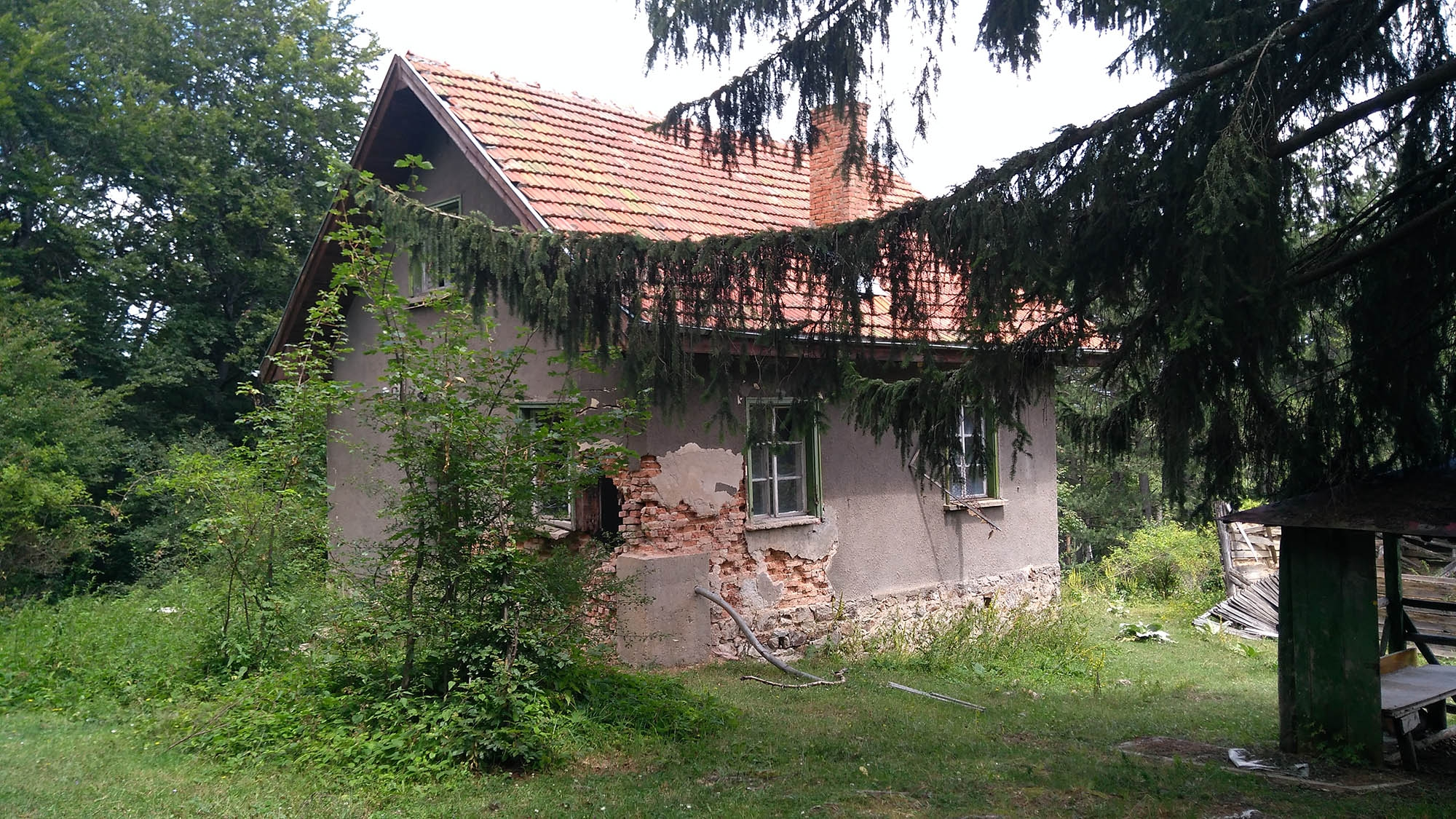 Горски дом Чукава
