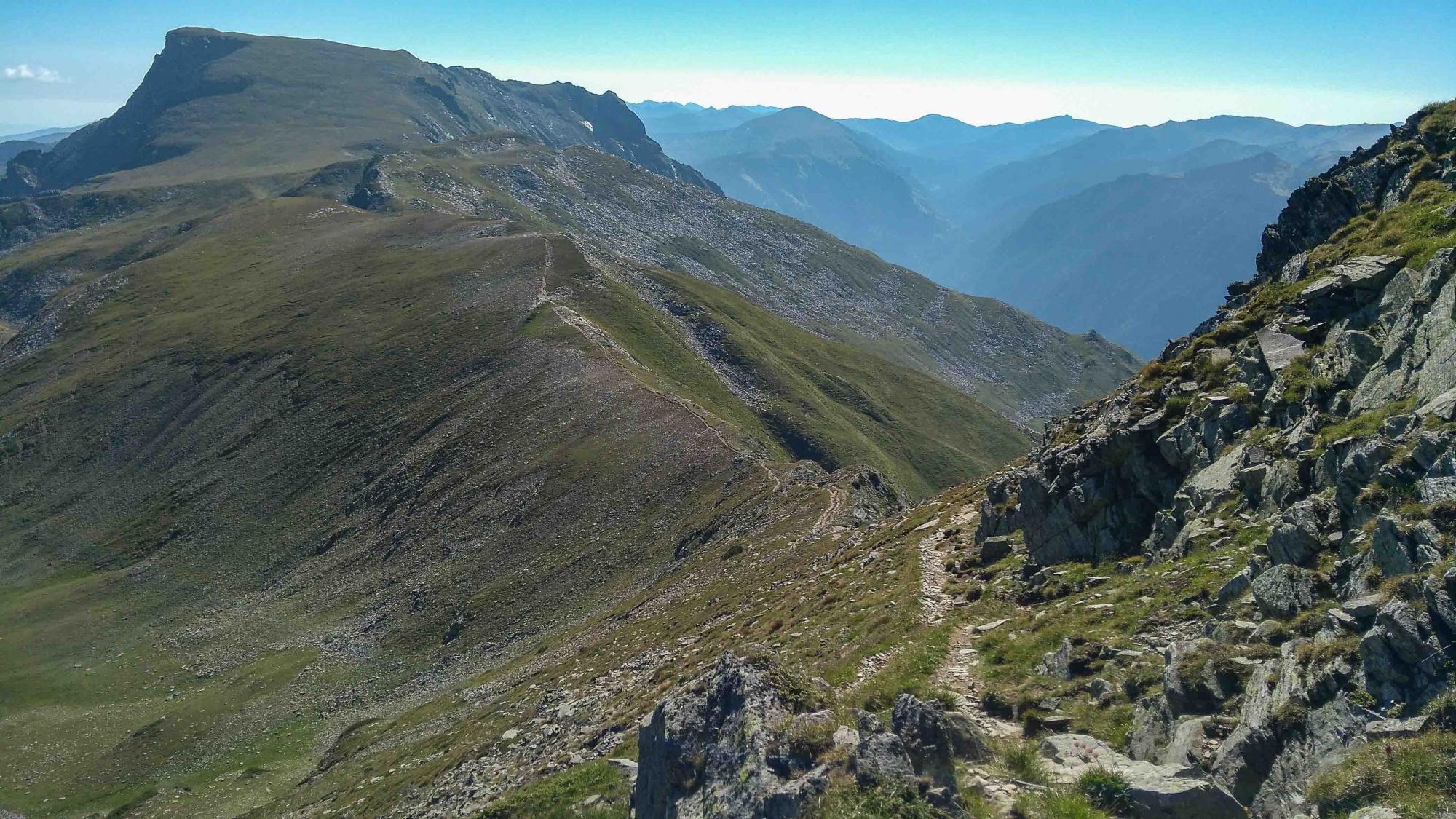 Слизането от Додов връх