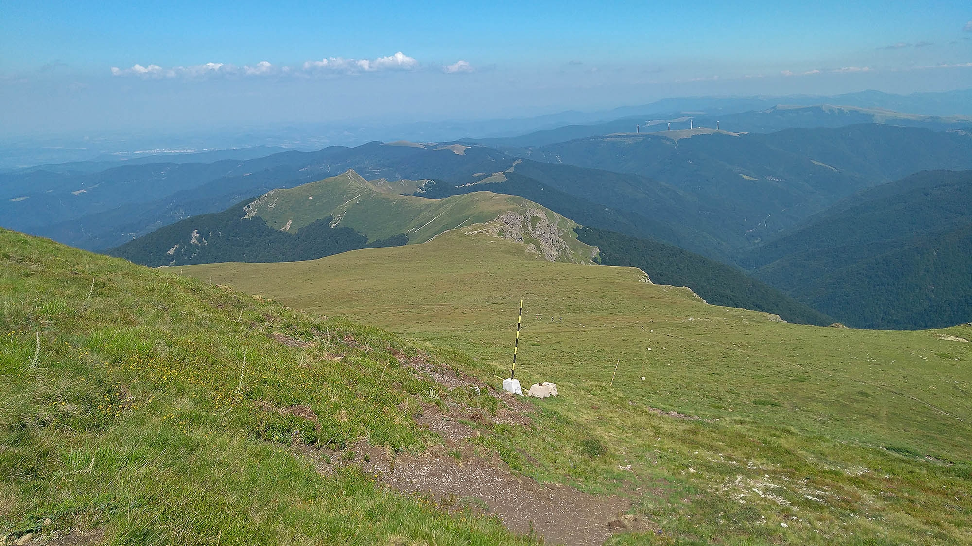 На връх Русоватец