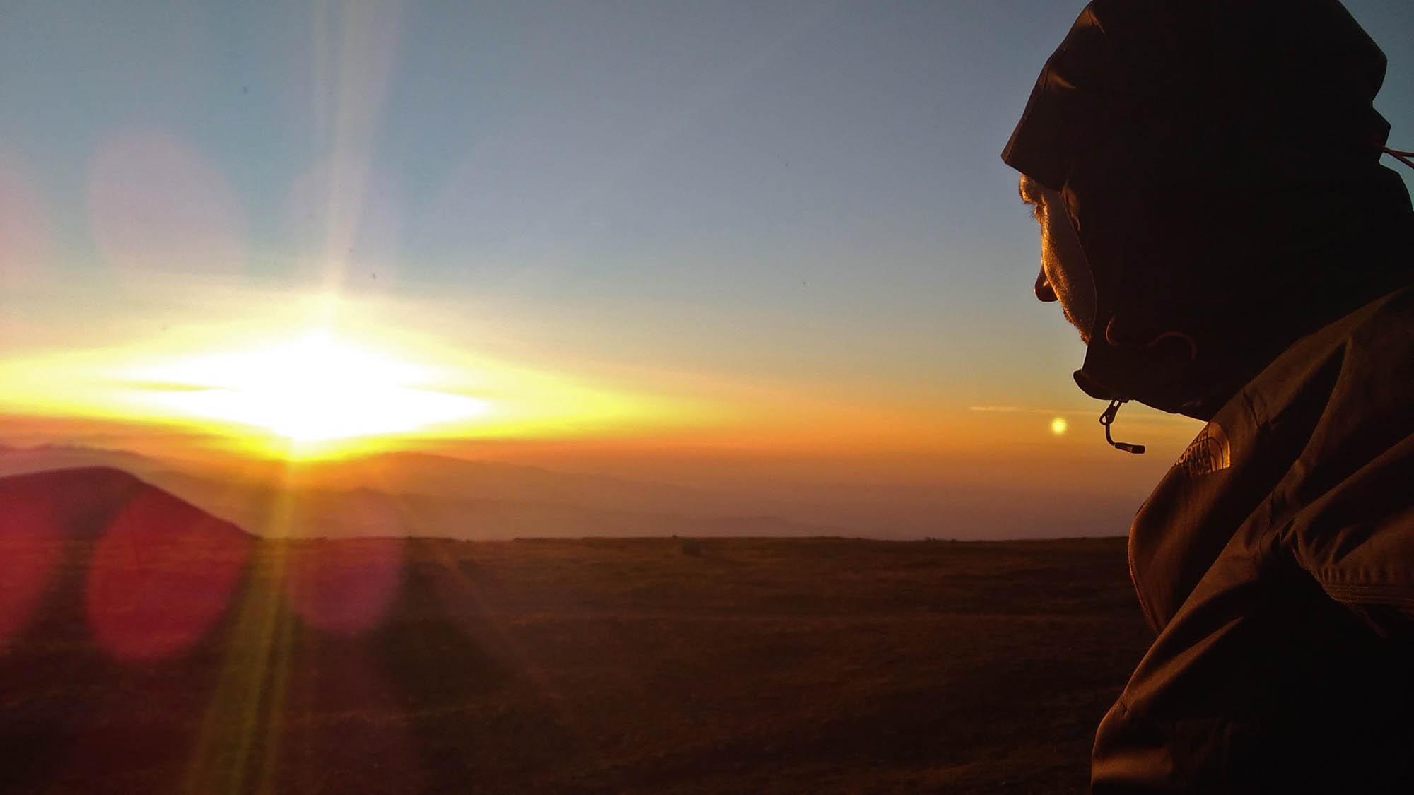 Залеза от връх Ботев