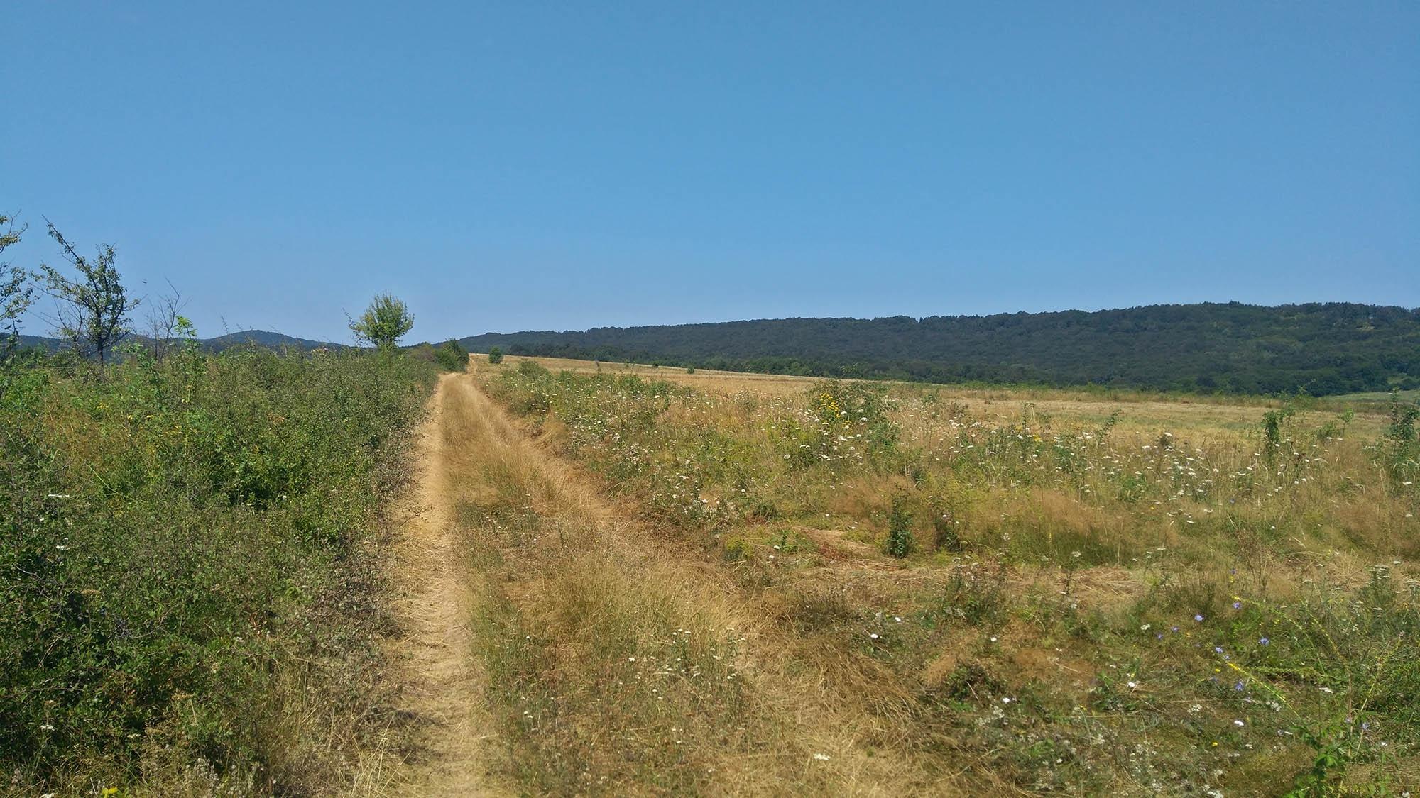 По поляните преди Котел