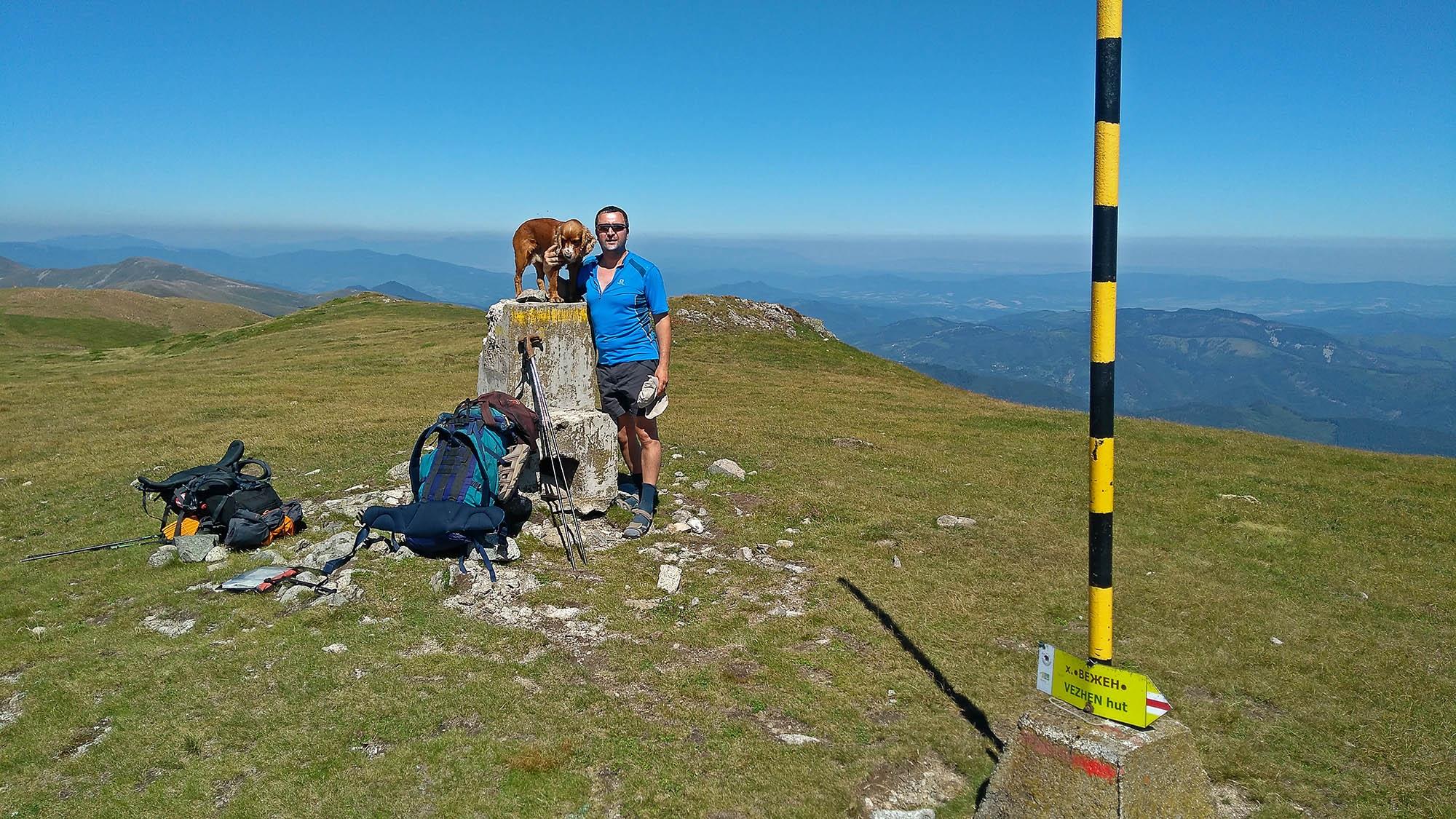 На връх Косица