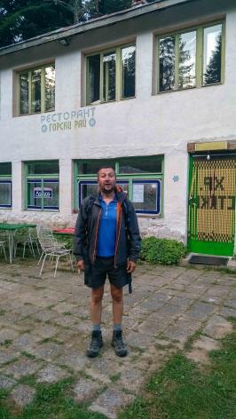 Е4 ден 10, 20 август - от Горски Рай до хижа Попови Ливади