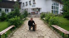 Ден първи 26 юли - Велико Търново, хижа Ком, проход Петрохан