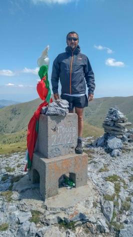 Е4 ден 12, 22 август - от хижа Славянка до Гоцев Връх