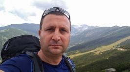 Пътепис от маршрута Е8 в България