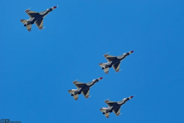 Thunderbirds in Bulgaria 2011