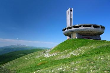 A walk to Buzludza