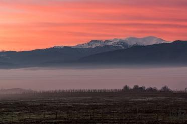 Winter landscapes of Stara Planina