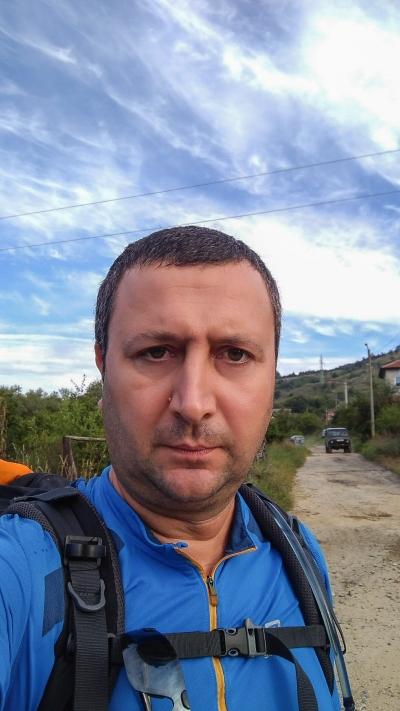 На тръгване от село Клисура